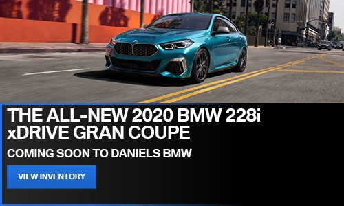 THE ALL-NEW 2020 BMW 228i xDRIVE GRAN COUPE