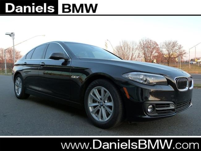 Certified 2016 BMW 528i xDrive Sedan for sale in Allentown, PA