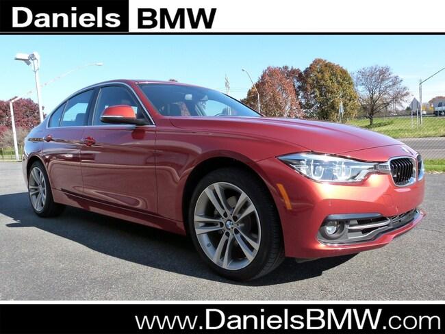 Certified 2018 BMW 330i xDrive Sedan for sale in Allentown, PA
