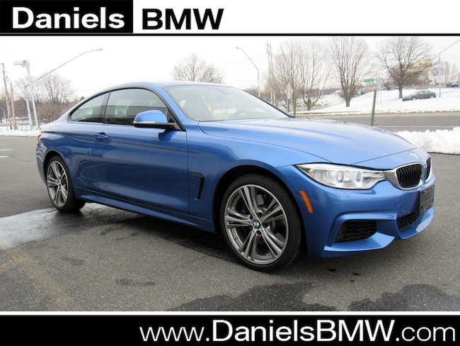 Certified 2016 BMW 435i xDrive Coupe for sale in Allentown, PA
