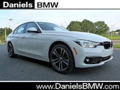 New 2018 BMW 328d xDrive Sedan for sale near Easton, PA