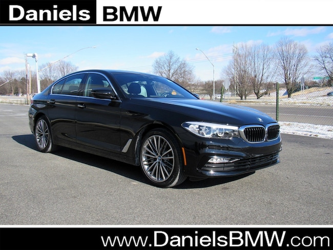 Certified 2018 BMW 530i xDrive Sedan for sale in Allentown, PA
