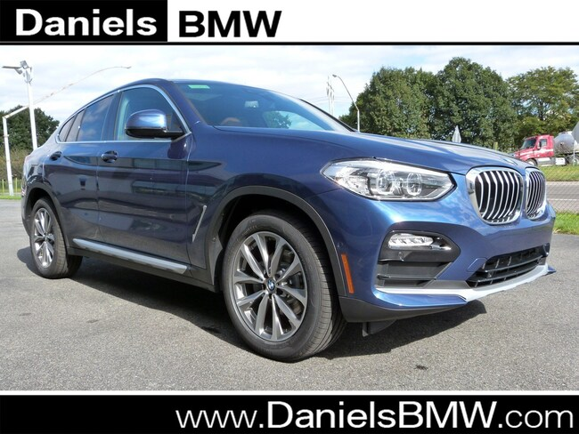 New 2019 BMW X4 xDrive30i Sports Activity Coupe for sale near Easton, PA