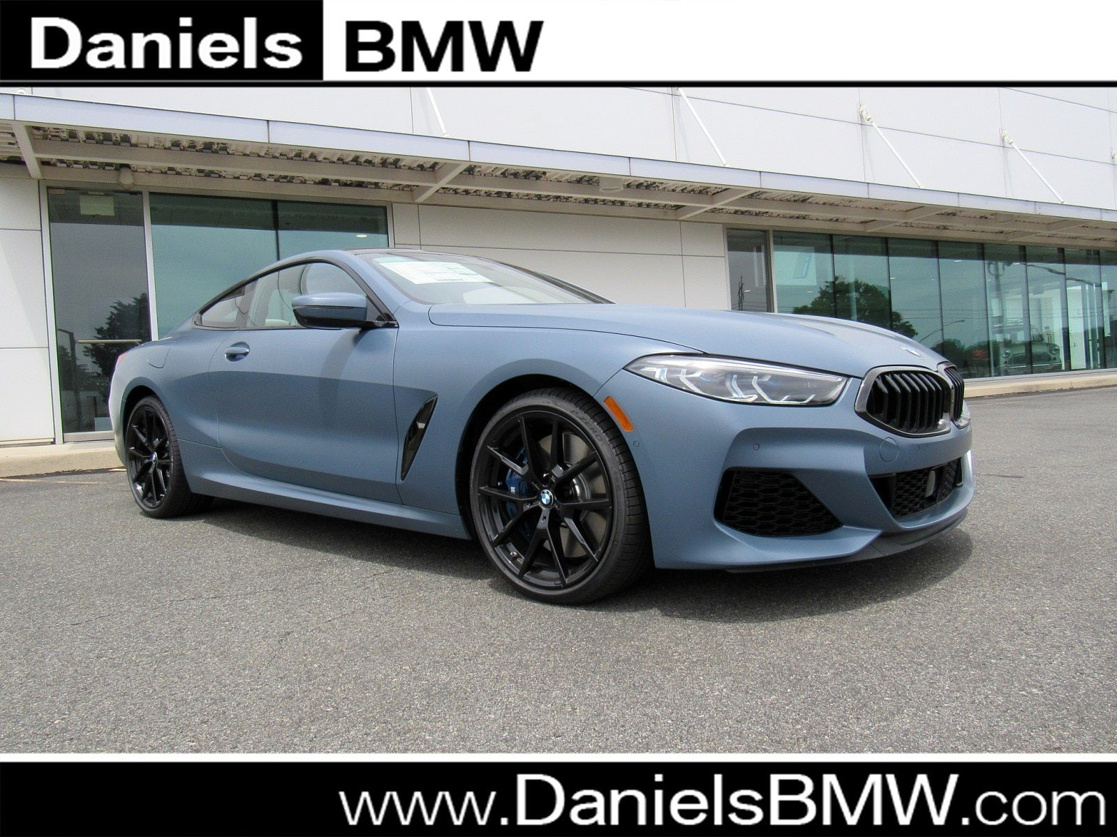 2019 BMW M850i 1st Edition xDrive Coupe