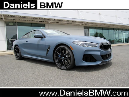 2019 BMW M850i Coupe