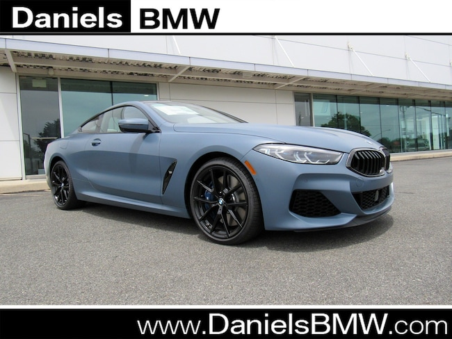 New 2019 BMW M850i 1st Edition xDrive Coupe for sale near Easton, PA
