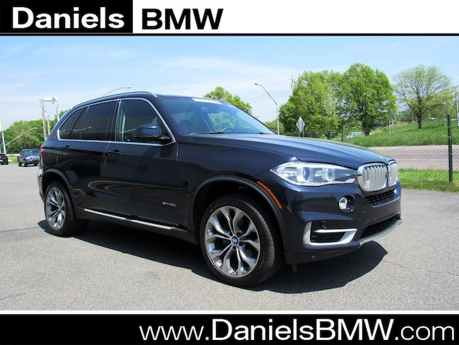 Certified 2015 BMW X5 xDrive35i SUV for sale in Allentown, PA