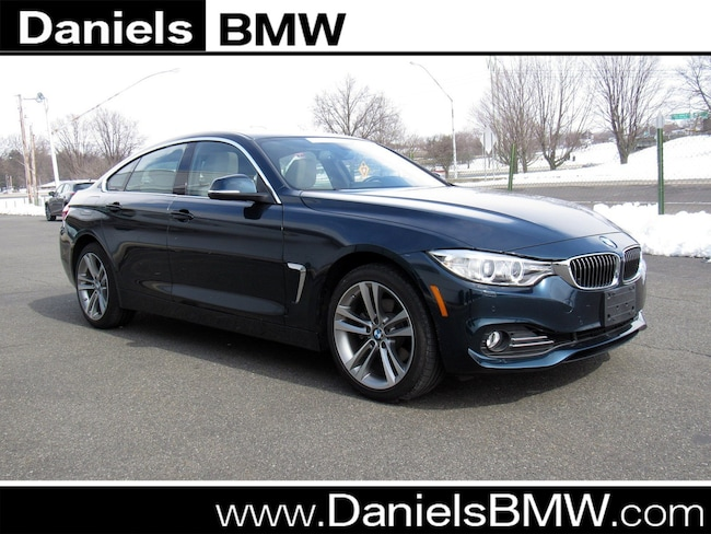 Used 2016 BMW 428i xDrive w/SULEV Gran Coupe for sale in Allentown, PA