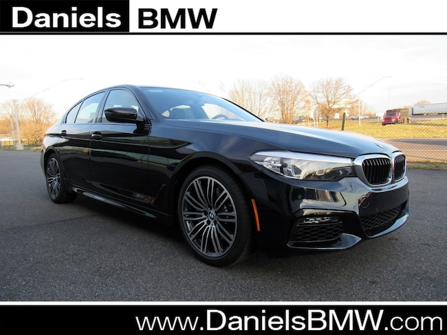New 2019 BMW 540i xDrive Sedan for sale near Easton, PA