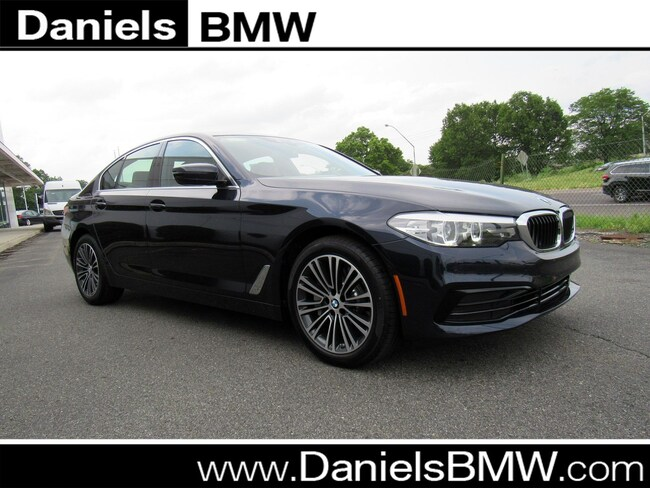 New 2019 BMW 530i xDrive Sedan for sale near Easton, PA