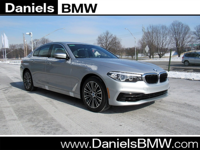 New 2019 BMW 530e xDrive iPerformance Sedan for sale near Easton, PA
