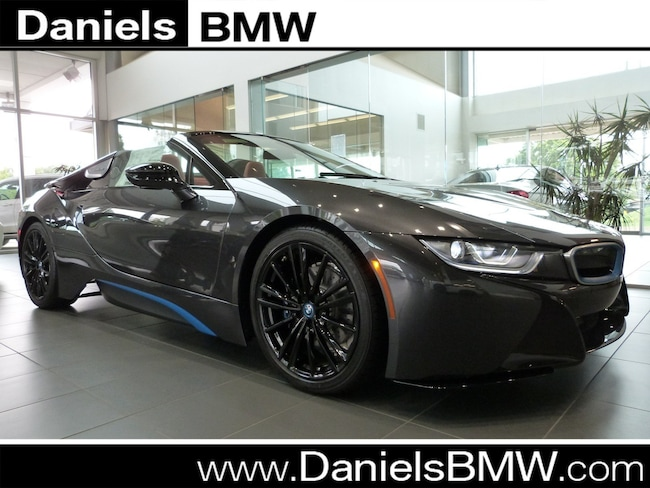 New 2019 BMW i8 Convertible for sale near Easton, PA