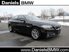 Used 2016 BMW 528i xDrive Sedan for sale in Allentown, PA