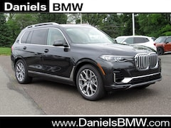 New 2019 BMW X7 xDrive50i SUV for sale in Allentown, PA