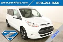 New Ford for sale 2018 Ford Transit Connect Titanium Passenger Van in Kansas City, KS
