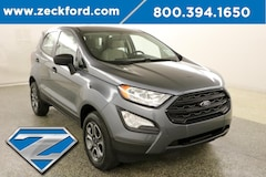 New Ford for sale 2018 Ford EcoSport S Sport Utility in Kansas City, KS