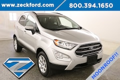 New Ford for sale 2018 Ford EcoSport SE Sport Utility in Kansas City, KS