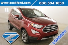 New Ford for sale 2018 Ford EcoSport Titanium Sport Utility in Kansas City, KS