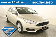 New Ford for sale 2018 Ford Focus SE Sedan in Kansas City, KS