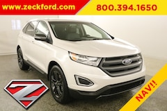 New Ford for sale 2018 Ford Edge SEL Sport Utility in Kansas City, KS