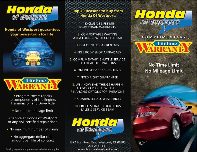 Honda ...