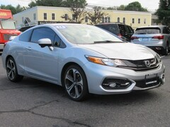 2014 Honda Civic 2dr Man Si Coupe