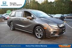 2018 Honda Odyssey Touring Auto Van
