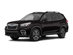 New 2019 Subaru Forester Limited SUV for Lease near Branford, CT, at Dan Perkins Subaru