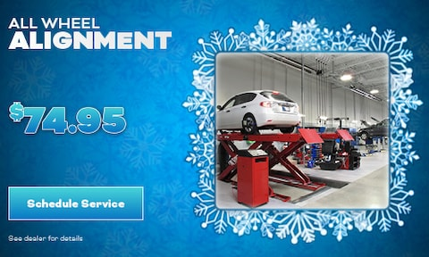 All Wheel Alignment
