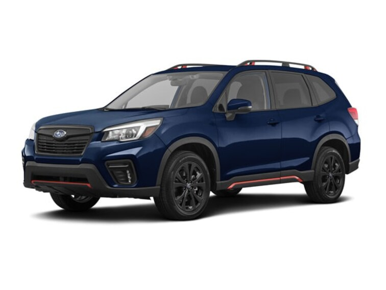 New 2019 Subaru Forester Sport SUV in Bangor