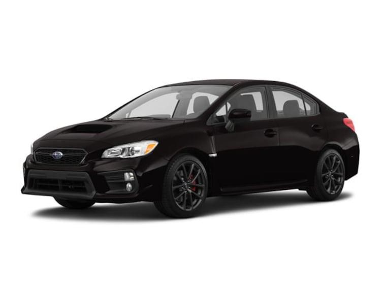 New 2019 Subaru WRX Premium (M6) Sedan in Bangor
