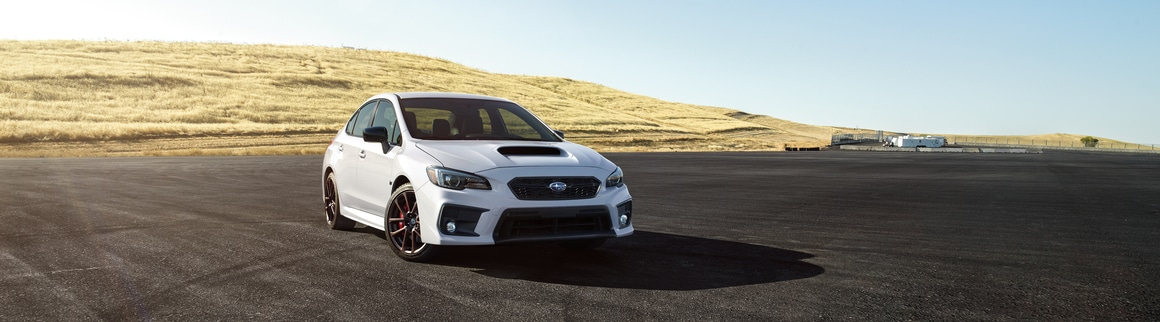New Subaru WRX Sedans Available in Milford CT