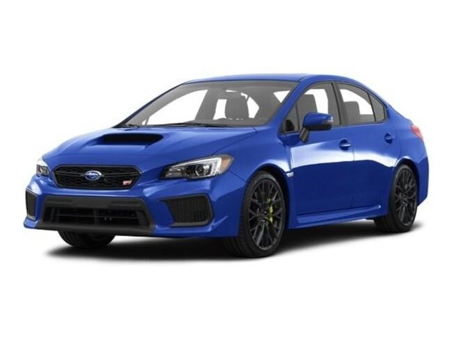 New 2019 Subaru WRX STI Limited Sedan in Bangor