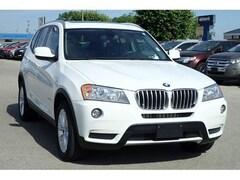 Used 2014 BMW X3 xDrive28i SAV 5UXWX9C59E0D32898 for sale in Mattoon, IL at Dan Pilson Auto Center