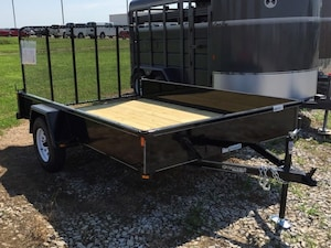2015 Corn Pro Utility Golden Solid Sides