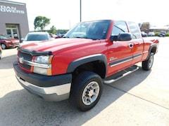 2003 Chevrolet Silverado 2500HD Base Truck Extended Cab
