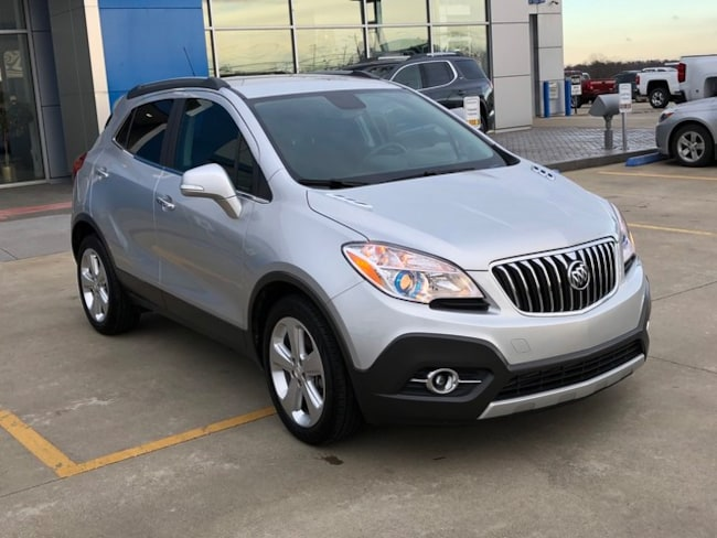 Used 2016 Buick Encore For Sale At Dan Powers Chevrolet Buick Gmc
