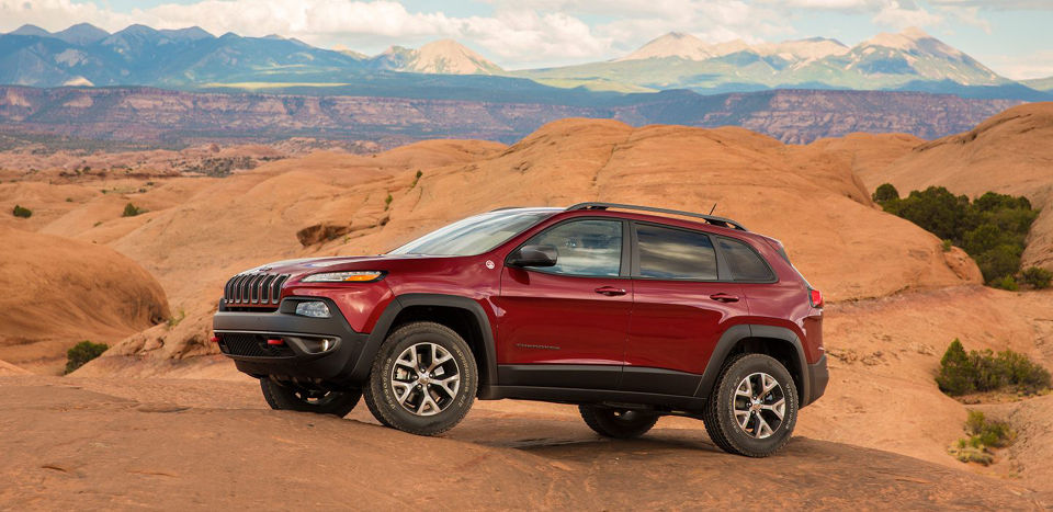 2017 Jeep Grand Cherokee vs Cherokee Whats the Difference
