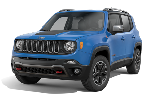 New 2017 Jeep Renegade