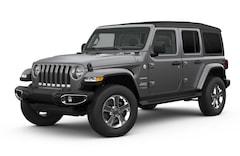 New 2019 Jeep Wrangler UNLIMITED SAHARA 4X4 Sport Utility in Westborough, MA