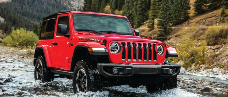 2018 Jeep Wrangler Model Differences In Westborough, MA