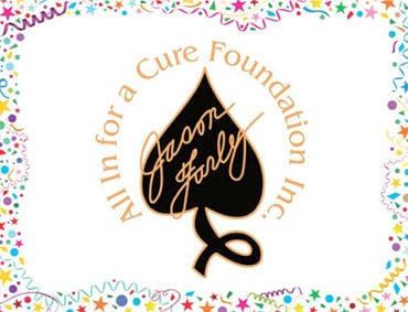 All In for a Cure Foundation Inc. logo
