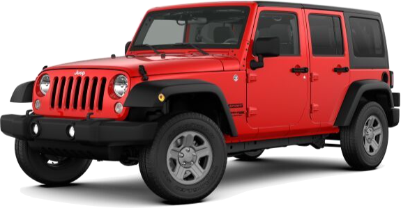 2018 Jeep Wrangler Lease Deals
