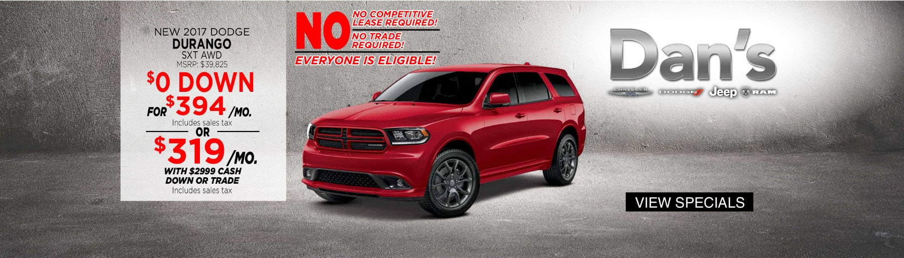 Dodge Durango SXT Special Deal in Westborough, MA
