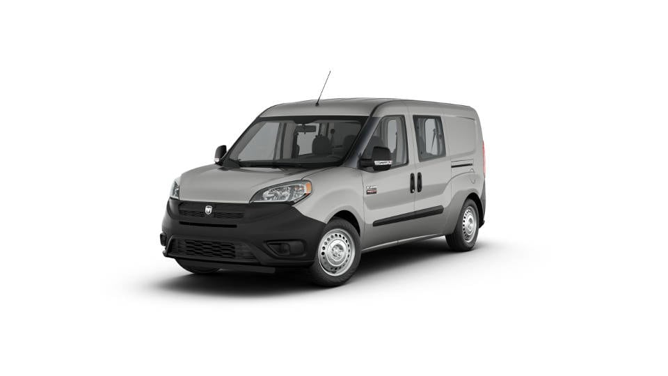A 2018 Ram ProMaster City exterior view