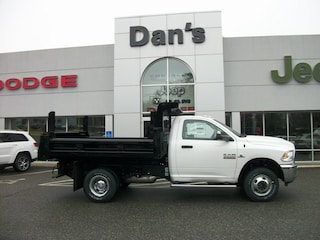 New 2018 Ram 3500 TRADESMAN CHASSIS REGULAR CAB 4X4 143.5 WB Regular Cab in Westborough, MA