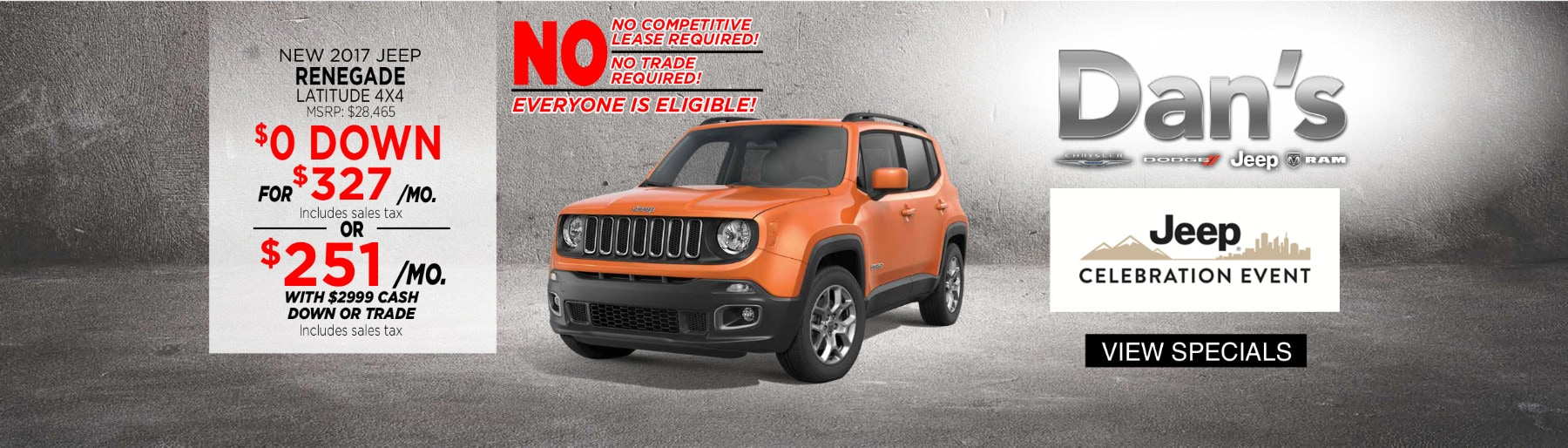 Jeep Renegade Latitude Special Deal in Westborough, MA