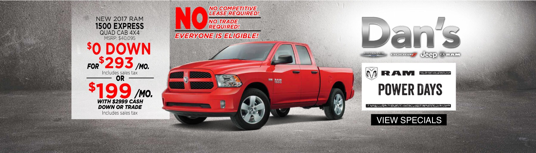Ram 1500 Special Deal in Westborough, MA