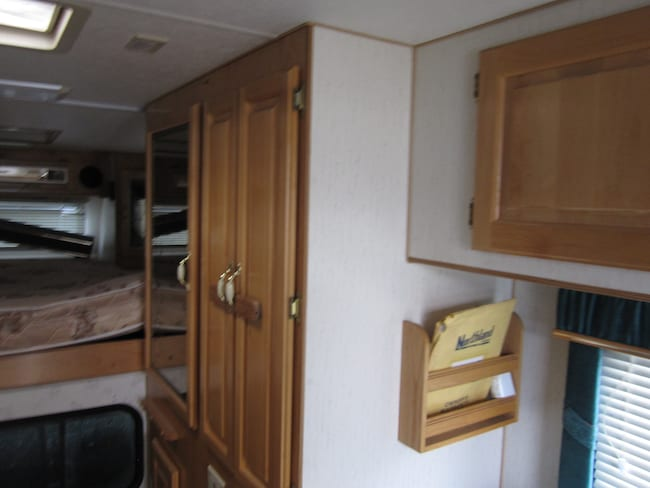 Used 1995 Northland Industries 9Ft camper with E jacks clean For
