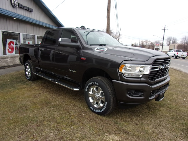 New 2019 Ram 2500 BIG HORN CREW CAB 4X4 6'4 BOX Crew Cab For Sale in Dansville, NY